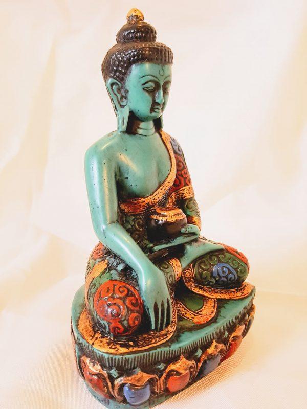 boeddhabeeld nepal polystone