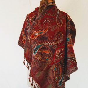 Wollen sjaal kasjmier india casjmier nepal
