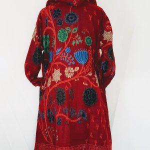 Vest cardigan sjaalvest Nepal