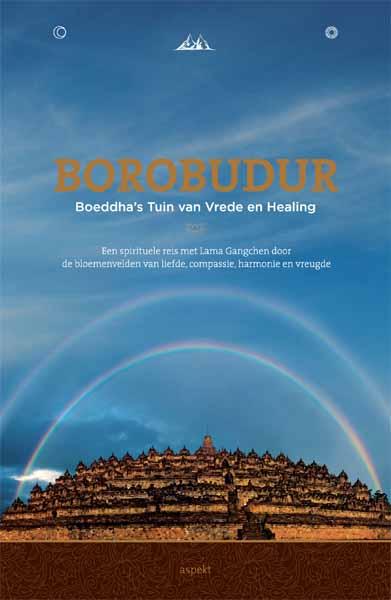 borobudur boeddha's tuin van vrede en healing Lama Gangchen